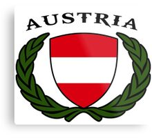austria Metal Print