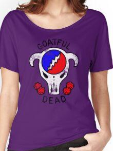 Goatful Dead Women's Relaxed Fit T-Shirt
