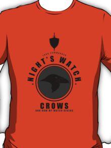 Night's Watch Sports Badge T-Shirt