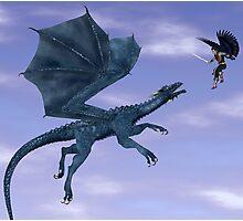Sky Dragon's Bane Photographic Print