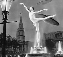 Undefined X File 1959 Over Trafalger Square. by - nawroski -