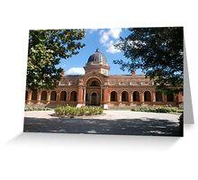 Court House - Goulburn NSW Greeting Card