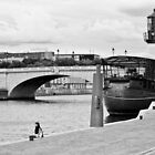 Bords de Seine by Nayko