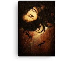 I'm gonna wash that man right outa my hair !!! Canvas Print