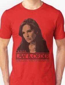 "Olivia ""Liv"" Benson – Special Victims Unit – Law & Order Unisex T-Shirt"