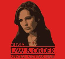 "Olivia ""Liv"" Benson – Special Victims Unit – Law & Order T-Shirt"
