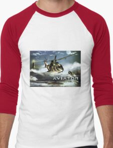 EH-101 Merlin Helicopter T-Shirt