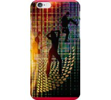 HAPPY PEOPLES. iPhone Case/Skin