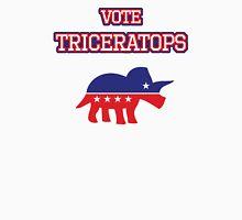 Vote Triceratops Unisex T-Shirt
