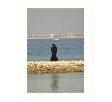Bahrain Art Print