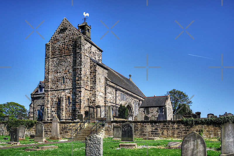 Kirkliston Parish Church by Tom Gomez