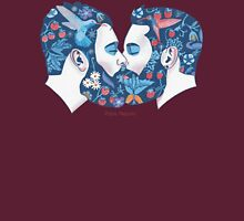 Beards in Love Unisex T-Shirt