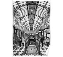 Royal Arcade, Melbourne Poster