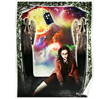 Female Doctor Who Poster