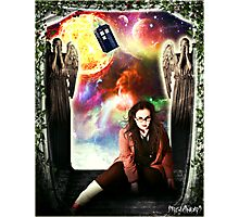 Female Doctor Who Photographic Print