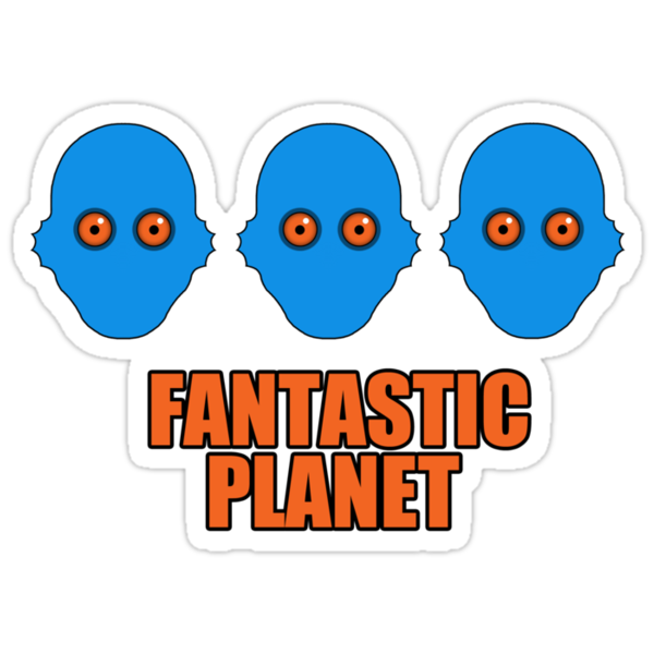 Fantastic Planet by Baznet