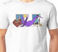 draggin' a dragon to bed Unisex T-Shirt