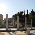 Roman Agora by Emma Holmes