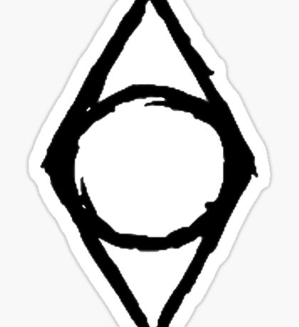 Thieves Guild Shadowmark Sticker