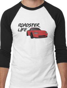 NB Mazda Miata - Roadster Life Men's Baseball ¾ T-Shirt