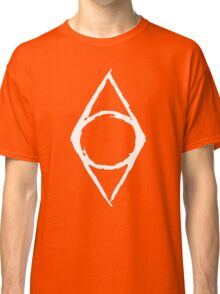 Thieves Guild Shadowmark (white) Classic T-Shirt