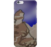 Camouflage Soldier iPhone Case/Skin