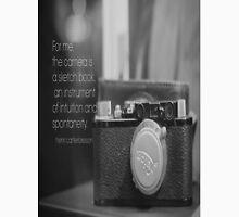 Camera Henri Cartier-Bresson Unisex T-Shirt