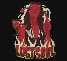 Lost Soul by luckydevil