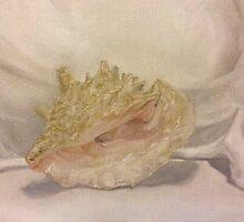 Conch Shell by E.E. Jacks
