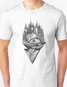 Eye Abstract T-Shirt