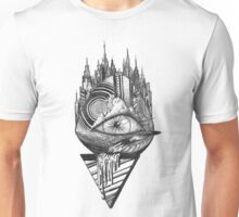 Eye Abstract Unisex T-Shirt