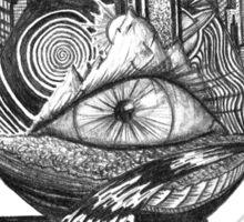 Eye Abstract Sticker