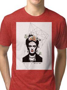 Frida- One of a kind Tri-blend T-Shirt