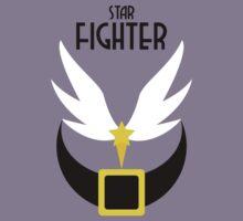 Sailor Star Fighter (Minimalist Homage) by trekvix