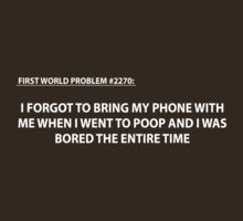 Forgot My Phone... by boltage69