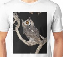 Southern White Faced Owl T-Shirt