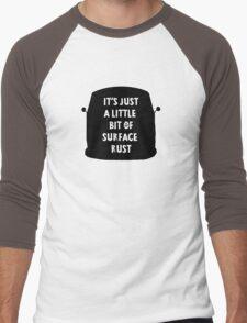 VW Kombi Silhouette Men's Baseball ¾ T-Shirt