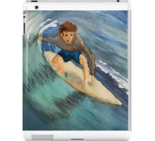 Wave Energy iPad Case/Skin