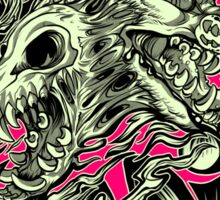 Born to Die III Sticker