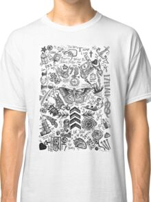 One Direction tattoos Classic T-Shirt
