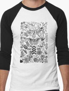 One Direction tattoos Men's Baseball ¾ T-Shirt