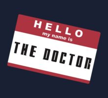 Hello, I'm The Doctor by trekvix