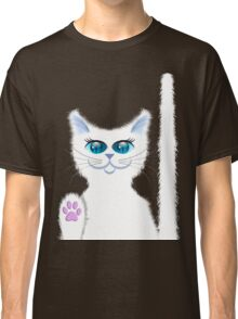 SNOWBELL THE CAT Classic T-Shirt