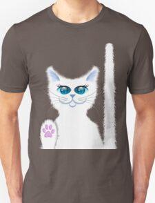 SNOWBELL THE CAT Unisex T-Shirt