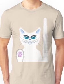 SNOWBELL THE CAT Unisex T-Shirt