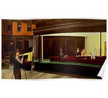 Hopper on Hopper Poster