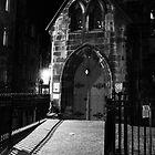 gothic building by gstella