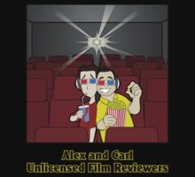 Unlicensed Film Reviewers by DJohea
