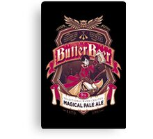 Magical Pale Ale Canvas Print