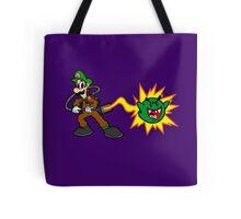 Luigi's Boo-Busters Tote Bag